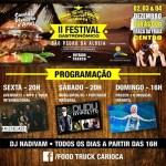 EVENTO – São Pedro da Aldeia recebe 2° Festival Gastronômico de Food Truck