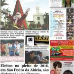 JORNAL NOTÍCIAS DE SÃO PEDRO DA ALDEIA EDIÇÃO DEZEMBRO 2016