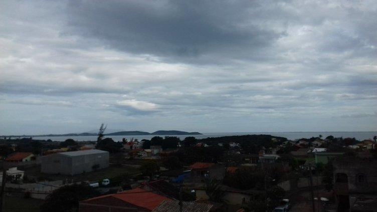 Fim de semana tem previsão de chuva na Região dos Lagos do Rio 1
