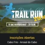 ESPORTE – Cabo Frio e Arraial do Cabo recebem meia maratona em fevereiro