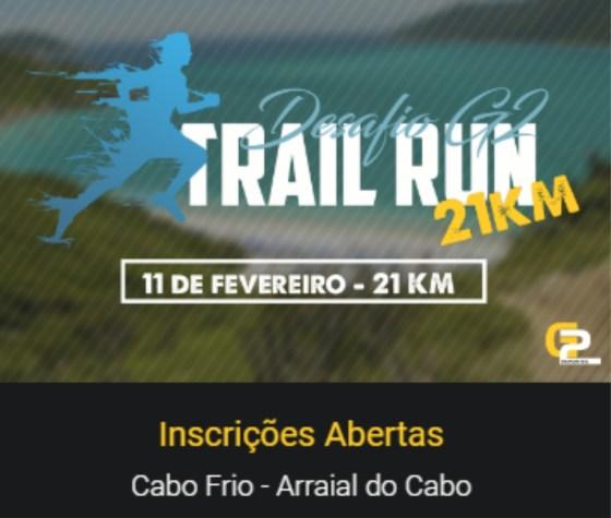 Meia maratona em Cabo Frio e Arraial