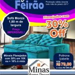 MINAS HOME DECOR – Mega Feirão de Estofados direto de Ubá – MG