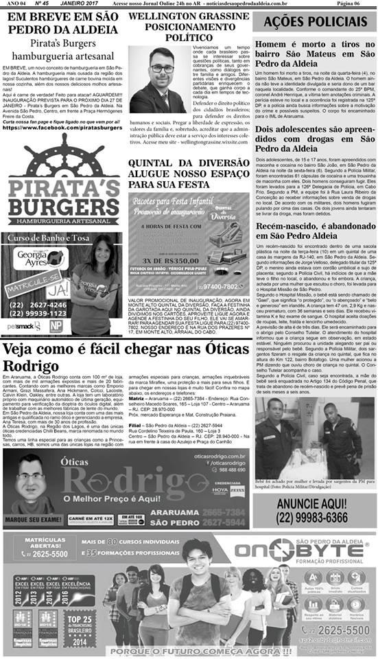 Notícias de São Pedro da Aldeia 5