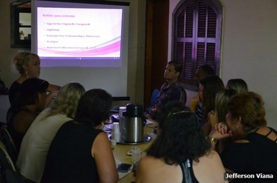 Prefeitura aldeense realiza palestra Transvisibilidade e Cistema Compreensão para Inclusão 3