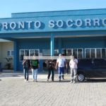 ACIDENTE – Acidente entre moto e carro deixa  dois feridos em Cabo Frio