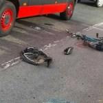ACIDENTE – Ciclistas são atropelados em acostamento da RJ-140; um morreu
