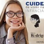 ÓTICAS RODRIGO – Conheça os problemas de vista mais comuns nas crianças