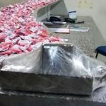 AÇÕES POLICIAIS – PM apreende cocaína e maconha em mata em São Pedro da Aldeia
