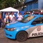 REGIÃO DOS LAGOS – Parentes de PMs mantêm ato no 25º Batalhão, em Cabo Frio; policiamento é normal