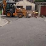 SÃO PEDRO DA ALDEIA – Prefeitura aldeense realiza intervenções em bairros