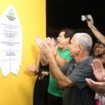ESPORTE – Museu do Surfe é reinaugurado com show e fãs do esporte em Cabo Frio