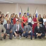 SÃO PEDRO DA ALDEIA – Câmara Municipal de São Pedro da Aldeia realizou uma sessão especial em homenagem às mulheres
