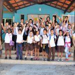 SÃO PEDRO DA ALDEIA – Prefeitura de São Pedro da Aldeia recebe visita de alunos da rede particular