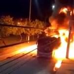 AÇÕES POLICIAIS – Após Araruama, Macaé também tem ônibus incendiado nesse final de semana