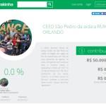 CAMPANHA – CEED São Pedro da Aldeia RUMO à ORLANDO