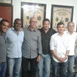CÂMARA MUNICIPAL – Câmara aldeense firma parceria com Conselho de Segurança