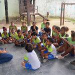 SÃO PEDRO DA ALDEIA – Secretário de Educação dá continuidade à visita nas escolas da rede municipal