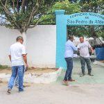 Vereador Ediel Teles faz indicação buscando a viabilização de um terreno para a construção de um novo cemitério municipal