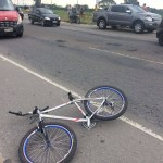 ACIDENTE – Ciclista morre atropelado na RJ-140, em São Pedro da Aldeia