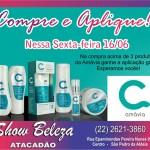 SHOW BELEZA ATACADÃO – Promoção Compre e Aplique da Amávia