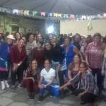 """ESPORTE – Projeto """"Orla em Movimento"""" participa da Festa do Padroeiro com aulão de Zumba"""