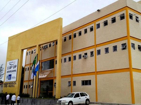 AÇÕES POLICIAIS - Suspeito de abusar sexualmente a enteada durante 12 anos é preso em Araruama