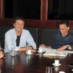 SÃO PEDRO DA ALDEIA – PREFEITO CLÁUDIO CHUMBINHO RECEBE REPRESENTANTES DA CCR VIALAGOS PARA DISCUTIR NOVAS PARCERIAS