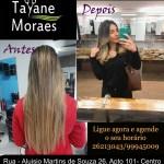 ESPAÇO TAYANE MORAES – Mudar o corte e a cor de cabelo é uma grande mudança no visual de uma mulher