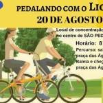 """ESPORTE – Passeio ciclístico """"Pedalando com Lions"""" acontece neste domingo (20) em São Pedro da Aldeia"""