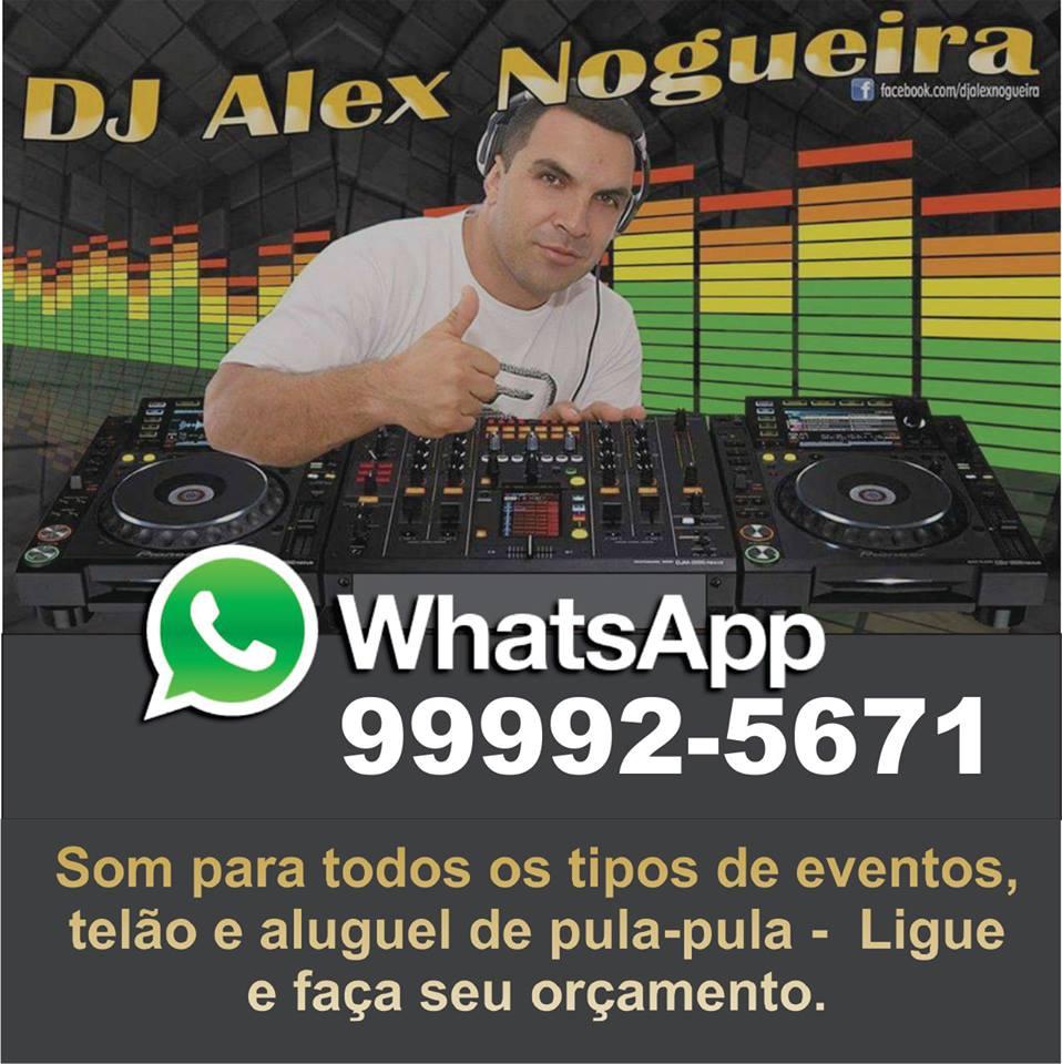 DJ Alex Nogueira