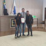 POLÍTICA – Presidente Bruno Costa concedeu Moção de Aplausos para responsáveis da Instituição Missão Kids