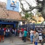 CABO FRIO – Cabo Frio tem longa fila na Caixa Econômica no último dia para o saque do FGTS inativo