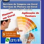 LIMPROFLEX – Pintura e texturização em geral é na Limproflex, São Pedro da Aldeia