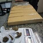 AÇÕES POLICIAIS – Cinco homens são detidos com 11 Kg de maconha em Cabo Frio e São Pedro da Aldeia