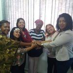 Vereadora Claudinha recebe em seu gabinete Coordenadora Centro Especializado de Atendimento à Mulher Regional
