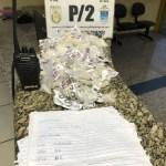 AÇÕES POLICIAIS – Homens são detidos após troca de tiros com policiais em São Pedro da Aldeia