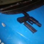 AÇÕES POLICIAIS – Homem leva tiro de fuzil e cai de moto durante troca de tiros com a PM em Macaé