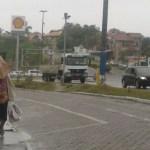 Chuva em Macaé, RJ
