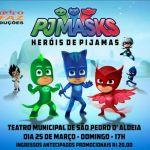EVENTO – Peça infantil anima Teatro Municipal de São Pedro da Aldeia no domingo (25)