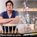 """EVENTO – Teatro Municipal de São Pedro da Aldeia recebe show de comédia """"Infantaria"""" com Rafael Infante"""