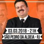 EVENTO – Teatro Municipal de São Pedro da Aldeia apresenta peça infantil e stand up comedy neste fim de semana