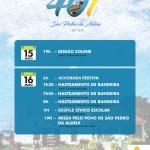 ANIVERSÁRIO DE SÃO PEDRO DA ALDEIA – Desfile Cívico comemora os 401 anos de São Pedro da Aldeia