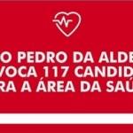 SÃO PEDRO DA ALDEIA CONVOCA 117 CANDIDATOS PARA A ÁREA DA SAÚDE