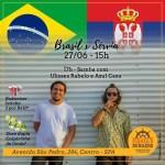 Pirata's Burgers – Nessa quarta-feira (27), jogo da Seleção Brasileira com dose dupla de caipirinha e música ao vivo