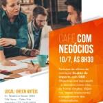 CABO FRIO – Sebrae/RJ promove Café com Negócios em Cabo Frio