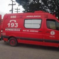 ACIDENTE – Duas pessoas ficam feridas em colisão entre dois veículos na RJ-106, em São Pedro da Aldeia