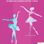"""SÃO PEDRO DA ALDEIA – Projeto """"Esporte na Escola"""" leva aulas de balé aos bairros Retiro e Cruz"""