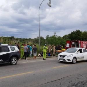 ACIDENTE – Homem morre e outro fica ferido em acidente de moto em Búzios