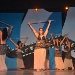 SÃO PEDRO DA ALDEIA – Alunos da Escola de Artes de São Pedro da Aldeia participam de Mostra de Dança em Saquarema