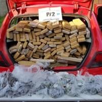AÇÕES POLICIAIS – Polícia apreende grande quantidade de drogas em São Pedro da Aldeia